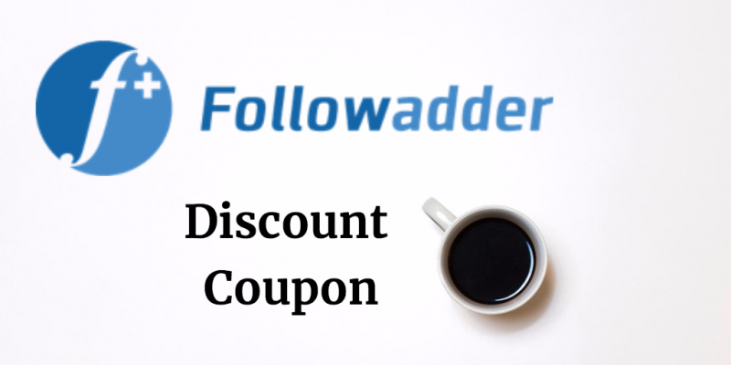 Follow Adder Coupon