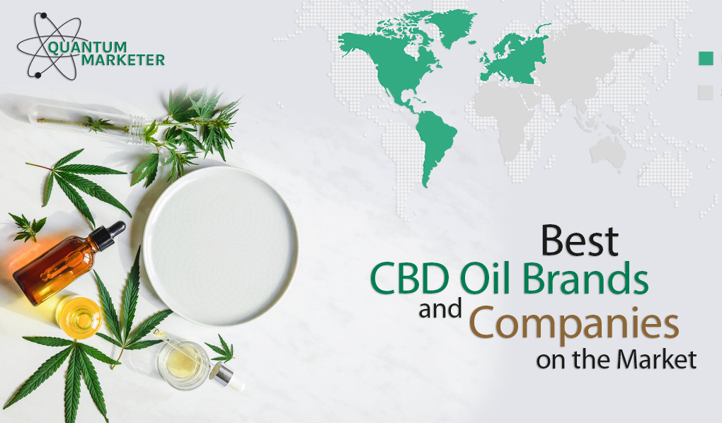42 Best CBD Oil Brands and Companies on the Market